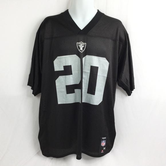 bb400cf9f47 Reebok Shirts | Darren Mcfadden 20 Oakland Raiders Football Jersey ...